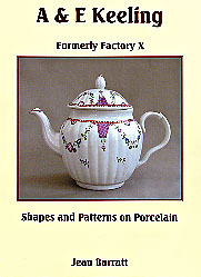 A&E Keeling - Shapes and Patterns on Porcelain